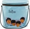 Music Memorabilia:Memorabilia, Beatles Vintage Brunch Bag....