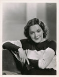 """Movie Posters:Adventure, Maureen O' Sullivan in """"Tarzan the Ape Man"""" by Clarence SinclairBull (MGM, 1932). Portrait (10"""" X 13"""").. ..."""