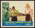 "Movie Posters:Crime, The Bonnie Parker Story (American International, 1958). Lobby Cards(7) (11"" X 14""). Crime.. ... (Total: 7 Items)"