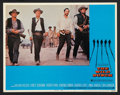 "Movie Posters:Western, The Wild Bunch (Warner Brothers, 1969). Lobby Card Set of 8 (11"" X14""). Western.. ... (Total: 8 Items)"
