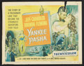 "Movie Posters:Adventure, Yankee Pasha (Universal, 1954). Lobby Card Set of 8 (11"" X 14"").Adventure.. ... (Total: 8 Items)"