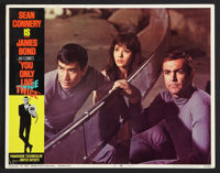 """You Only Live Twice (United Artists, 1967). Lobby Cards (4) (11"""" X 14""""). James Bond. ... (Total: 4 Items)"""