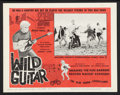"Movie Posters:Rock and Roll, Wild Guitar (Fairway International, 1962). Lobby Card Set of 8 (11""X 14""). Rock and Roll.. ... (Total: 8 Items)"