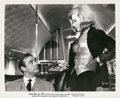 """Movie Posters:James Bond, Sean Connery and Honor Blackman in """"Goldfinger"""" (United Artists, R-1971). Photo (8"""" X 10"""").. ..."""