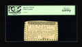 Colonial Notes:North Carolina, North Carolina May 15, 1779 $10 PCGS Choice New 63PPQ....