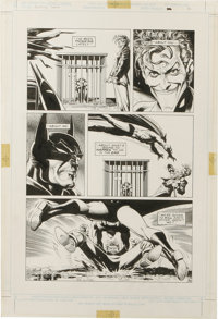 Brian Bolland - Batman: The Killing Joke, page 32 Original Art (DC, 1988)