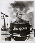 "Movie Posters:Western, Steve McQueen in ""Nevada Smith"" (Paramount, 1966). Photos (5) (8"" X 10"").. ... (Total: 5 Items)"