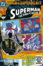Issue cover for Issue #689