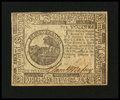 Colonial Notes:Continental Congress Issues, Continental Currency February 17, 1776 $6 Choice About New....