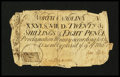 Colonial Notes:North Carolina, North Carolina March 9, 1754 26s/8d Good....
