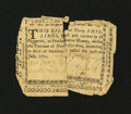 Colonial Notes:North Carolina, North Carolina July 14, 1760 30s Good....