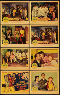 """Movie Posters:Comedy, My Sister Eileen (Columbia, 1942). Title Lobby Card and Lobby Cards (7) (11"""" X 14""""). Comedy.. ... (Total: 8 Items)"""