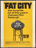 "Movie Posters:Drama, Fat City (Columbia, 1972). Poster (30"" X 40""). Drama.. ..."