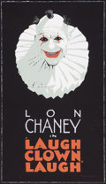 """Movie Posters:Drama, Laugh, Clown, Laugh (1980s). Signed and Numbered Fine Art Print (22.5"""" X 40""""). Drama.. ..."""