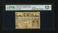 Colonial Notes:New York, New York February 16, 1771 £2 PMG Net Fine 12....