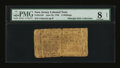 Colonial Notes:New Jersey, New Jersey June 22, 1756 6s PMG Net Very Good 8....