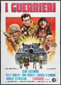 "Movie Posters:War, Kelly's Heroes (MGM, 1970). Italian 2 - Foglio (39"" X 55""). War....."
