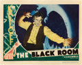 "Movie Posters:Horror, The Black Room (Columbia, 1935). Lobby Card (11"" X 14"").. ..."