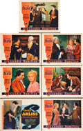 "Movie Posters:Drama, Alexander Hamilton (Warner Brothers, 1931). Title Lobby Card andLobby Cards (6) (11"" X 14"").. ... (Total: 7 Items)"