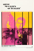 "Movie Posters:Action, Bullitt (Warner Brothers, 1968). International One Sheet (27"" X41"").. ..."