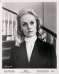 """Movie Posters:Hitchcock, Tippi Hedren and Sean Connery in """"Marnie"""" (Universal, 1964). Photos (6)(8"""" X 10"""").. ... (Total: 6 Items)"""