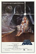 "Movie Posters:Science Fiction, Star Wars (20th Century Fox, 1977). One Sheet (27"" X 41"") Style A....."