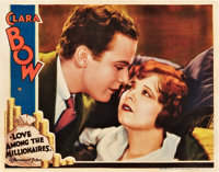 """Love Among the Millionaires (Paramount, 1930). Lobby Cards (3) (11"""" X 14""""). ... (Total: 3 Items)"""
