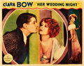 """Movie Posters:Comedy, Her Wedding Night (Paramount, 1930). Lobby Cards (2) (11"""" X 14"""")..... (Total: 2 Items)"""