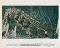 """Movie Posters:Science Fiction, First Men in the Moon (Columbia, 1964). Color Still Set of 10 (8"""" X10"""").. ... (Total: 10 Items)"""
