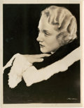 """Movie Posters:Miscellaneous, Leila Hyams Lot (MGM, Early 1930s). Stills (3) (8"""" X 10"""") and (7.25"""" X 9.5"""").. ... (Total: 3 Items)"""