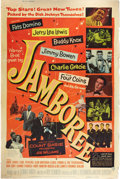 """Movie Posters:Rock and Roll, Jamboree (Warner Brothers, 1957). Poster (40"""" X 60"""").. ..."""