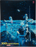 """Movie Posters:Science Fiction, 2001: A Space Odyssey (MGM, 1968). Lenticular 3-D Tabletop Display(10.375"""" X 13.5"""").. ..."""