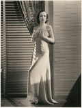"""Movie Posters:Drama, Joan Crawford in """"Grand Hotel"""" by George Hurrell (MGM, 1932). Portrait (9.25"""" X 12.25"""").. ..."""