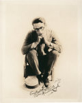 """Movie Posters:Comedy, Harold Lloyd by Witzel (1920s). Portraits (3) (8"""" X 10"""").. ...(Total: 3 Items)"""