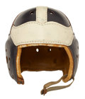 Football Collectibles:Uniforms, Circa 1939 Derace Moser Game Worn Texas A&M Helmet....
