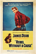 "Movie Posters:Drama, Rebel Without a Cause (Warner Brothers, 1955). Poster (40"" X 60"")Style Z.. ..."