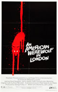 "Movie Posters:Horror, An American Werewolf in London (Universal, 1981). International OneSheet (25"" X 39.5"").. ..."