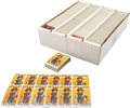 Basketball Cards:Lots, 1971-72 Topps Basketball Collection (3,000+) With 66 Pete Maravich Cards! ...