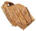 Baseball Collectibles:Others, Early 1960's Whitey Ford Game Used Fielder's Glove....
