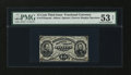 Fractional Currency:Third Issue, Fr. 1275SP 15¢ Third Issue PMG Net About Uncirculated 53....
