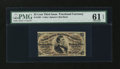 Fractional Currency:Third Issue, Fr. 1291 25¢ Third Issue PMG Uncirculated 61 EPQ....