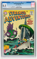 Silver Age (1956-1969):Science Fiction, Strange Adventures #113 (DC, 1960) CGC VF+ 8.5 Cream to off-white pages....