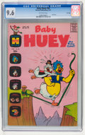 Bronze Age (1970-1979):Cartoon Character, Baby Huey, the Baby Giant #95 File Copy (Harvey, 1971) CGC NM+ 9.6Off-white pages....