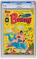 Bronze Age (1970-1979):Humor, Bunny #14 File Copy (Harvey, 1970) CGC NM+ 9.6 Off-white pages....
