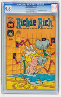 Bronze Age (1970-1979):Cartoon Character, Richie Rich #112 Off-white to white pages (Harvey, 1972) CGC NM+9.6 Off-white to white pages....