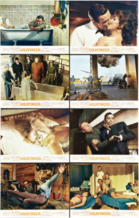 """Goldfinger (United Artists, 1964). French Lobby Card Set of 24 (8.5"""" X 10.5""""). ... (Total: 24 Items)"""