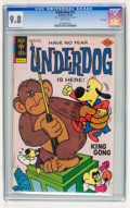 Bronze Age (1970-1979):Cartoon Character, Underdog #10 File Copy (Gold Key, 1976) CGC NM/MT 9.8 Whitepages....