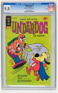 Bronze Age (1970-1979):Cartoon Character, Underdog #12 File Copy (Gold Key, 1977) CGC NM/MT 9.8 Off-white towhite pages....