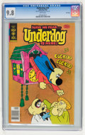 Bronze Age (1970-1979):Cartoon Character, Underdog #20 File Copy (Gold Key, 1978) CGC NM/MT 9.8 White pages....