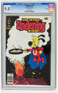 Bronze Age (1970-1979):Cartoon Character, Underdog #22 File Copy (Gold Key, 1978) CGC NM/MT 9.8 Whitepages....